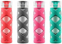 Ello Chi Bpa-free 24 Oz Plastic Water Bottle, 4 Colors