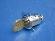 "4 pack Compx National Cabinet Cam Lock 1-3//16/"" Cylinder #c415 a Keyed Alike"