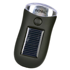 Royal SF2 Dynamo Hand Crank & Solar Powered Emergency LED Flashlight