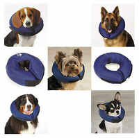 Inflatable Dog Collar Soft Alternative To Elizabethan Collars To Protect Dogs