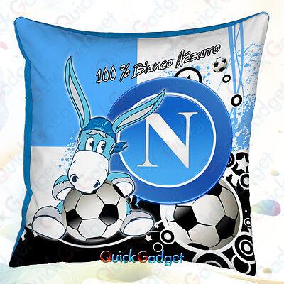 Apprensivo Cuscino Napoli (con Possibilita' Di Personalizzazione, Gadget On Line, Gadget) Vari Stili
