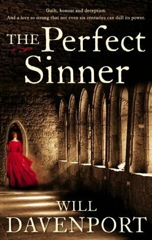 The Perfect Sinner, Davenport, Will, Used; Good Book