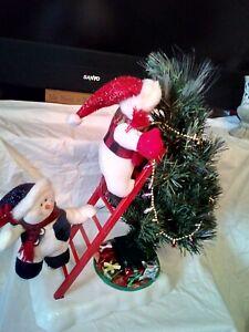 Avon-Christmas-2004-Tree-trimming-Snowmen