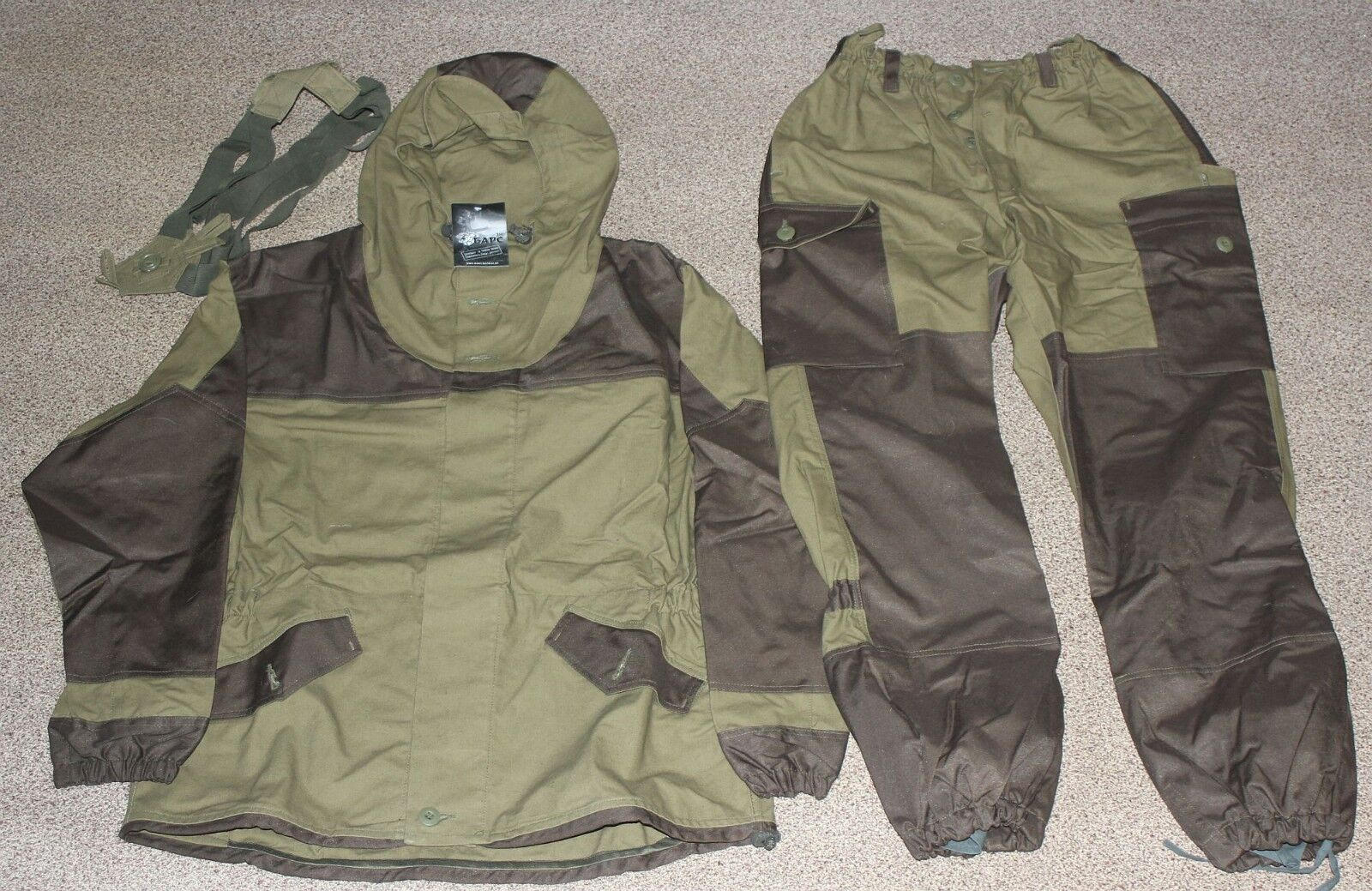 100% Original Russian Army  Mountain Special Forces suit  Gorka-3k Bars  Size L  general high quality