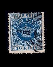 VINTAGE: PORTUGUESE GUINEA-PORTUGAL 1879 USD FLAWS SCOTT # 4 $800 LOT #1879X77X