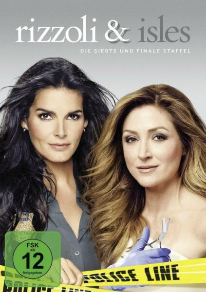 Rizzoli And Isles Letzte Staffel