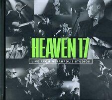 Heaven 17 - Live from Metropolis Studios [New CD] UK - Import