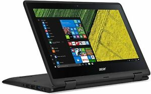 """Acer Spin One 11.6"""" TOUCH SCREEN NOTEBOOK INTEL N5000 4G 64G eMMC"""