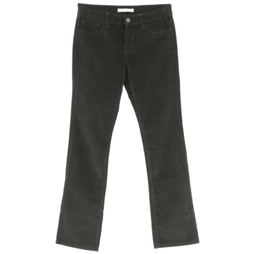 21926 Mavi Donna Jeans Pantaloni Mona straight cord STRETCH BLACK NERO