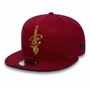 best service 00f25 0da30 Image is loading New-Era-9FIFTY-NBA-Cleveland-Cavaliers-Classic-Logo-