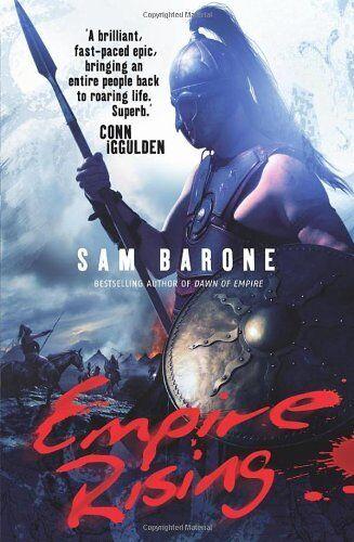 Empire Rising By Sam Barone. 9781846050497