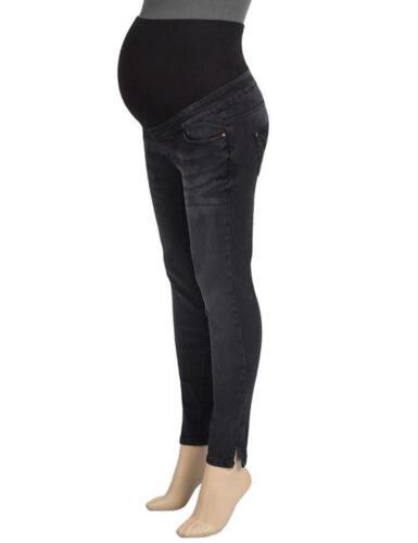 Brand New Ex New Look Maternity Black Over Bump Skinny Jenna Jeans 8-18