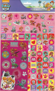 PAW Patrol Skye /& Everest Character 150pc Sticker Mega Pack