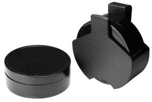 Pellet Holster Attaches to Belt 2 Foam-Lined Pellet Tins 4 Paper Labels