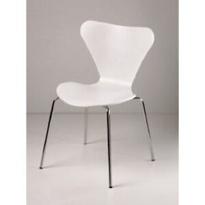 Chair Sedia Serie 7 Arne Jacobsen Fritz Hansen Replica Chaise Ebay