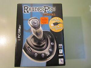 RAIDER PRO DIGITAL JOYSTICK DESCARGAR CONTROLADOR
