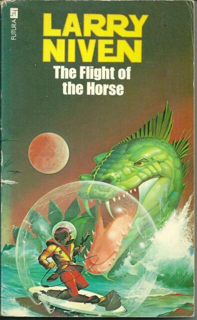 The Flight of the Horse, Larry Niven. In Stock in Australia