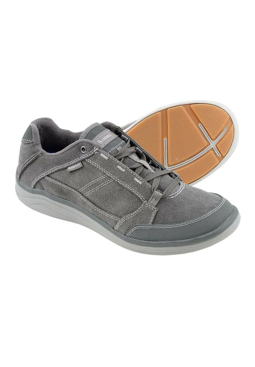 Simms Westshore shoes Charcoal - Size  8.5 -CLOSEOUT  at cheap