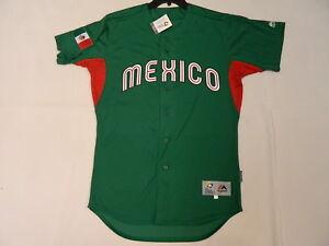 Authentic Team Mexico 2017 WBC World