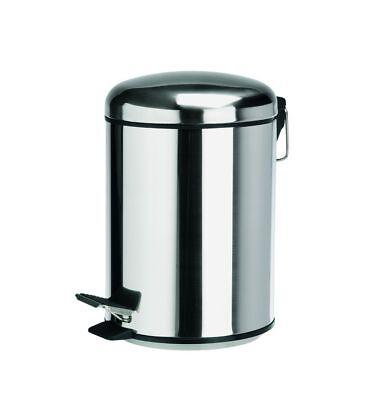 Methodisch Abfalleimer Mülleimer Müllkorb Müllbehälter 12 Liter Ø 25 X H: 42,0 Cm Gastlando