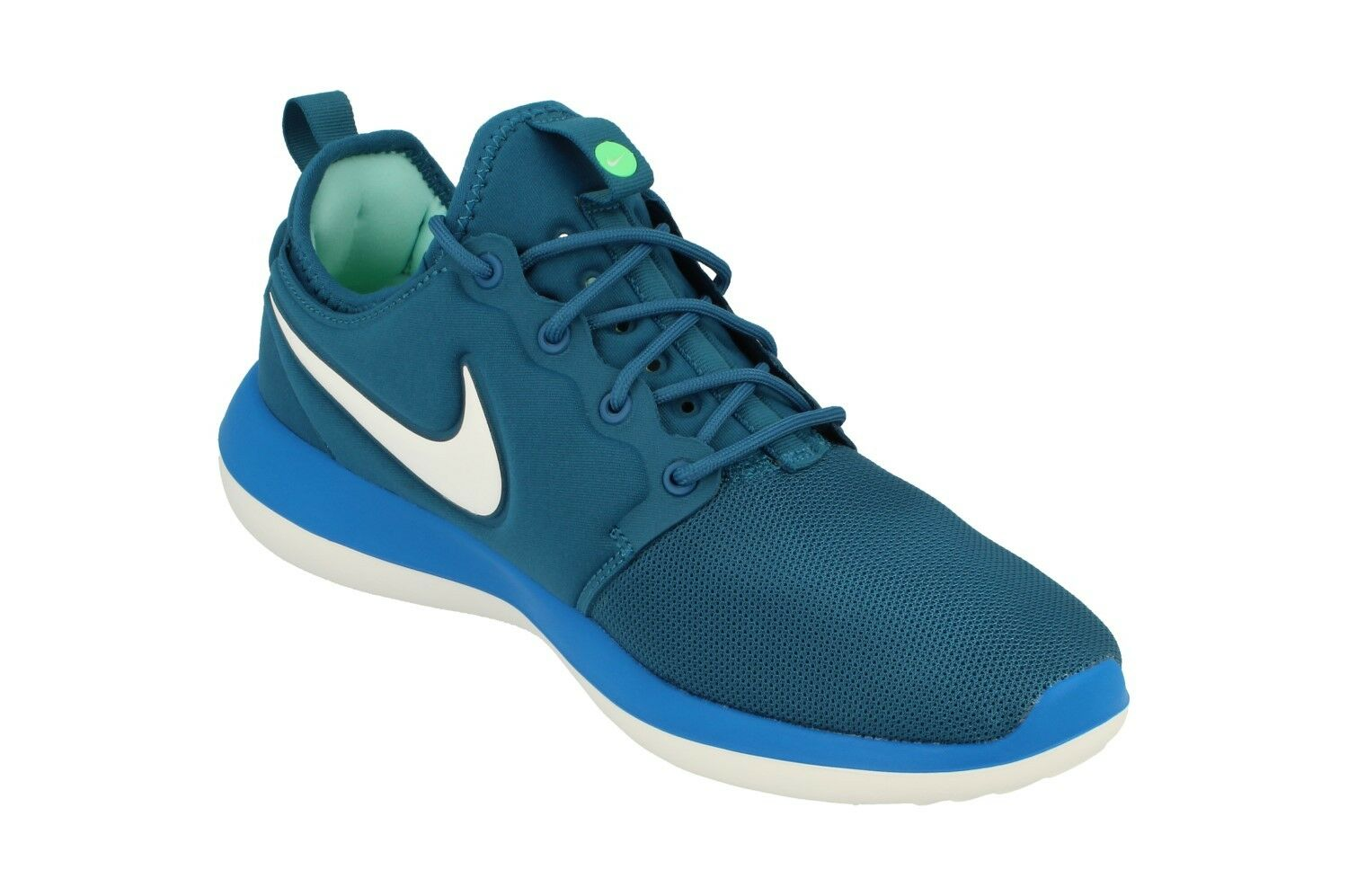 Nike Trainers Roshe Two homme fonctionnement Trainers Nike 844656 Baskets chaussures 402 a49985