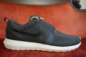 nike roshe run nm black ebay reborn