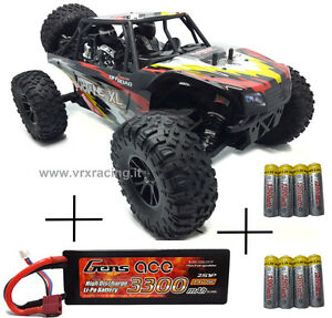 1 10 terrain Balais Elettrico 4ghz Tout Buggy Rtr Sans Vrx Motore Chenille Desert 2 4wd HpAqE15w