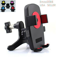Car Cradle Holder Stand Air Vent Mount For Mobile Smart Cell Phone GPS IPOD New