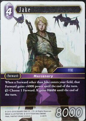 Vivi 8-016H Opus 8 Hero Final Fantasy