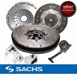 SACHS-ZMS-ZWEIMASSENSCHWUNGRAD-KUPPLUNGSSATZ-VW-SHARAN-7M-2-0-1-9-TDI
