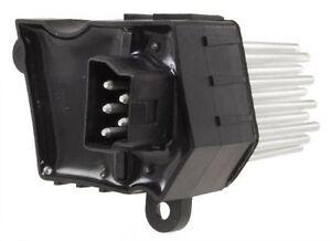 Heater Blower Motor Regulator Resistor 64116923204