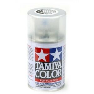 Details about Tamiya Spray Lacquer TS-13 Clear Gloss TAM85013