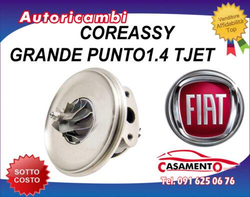 COREASSY FIAT GRANDE PUNTO 1.4 TJET 16V 88KW DAL 6//2007 IN POI