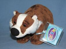 Webkinz Badger NWT **Sonic Shipping!**Super Service**Smoke Free Stock!**
