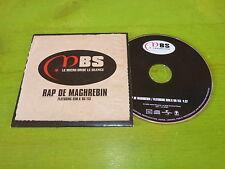 LE MICRO BRISE LE SILENCE - 113 ! RAP OLD SCHOOL!!!!!RARE CD!!!PROMO!!!!!!!!!!!