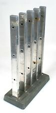 35MM STORAGE RACK, STAINLESS STEEL