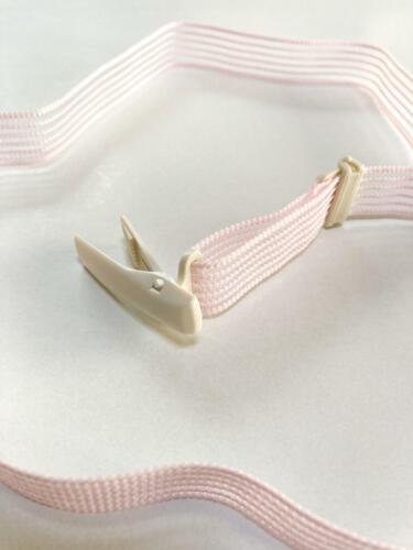 pink // useful tool for wearing kimono Details about  /L size Korin Mesh Belt for kitsuke