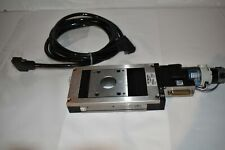 Newport Utm50cc1hl Motorized Linear Translation Stage Esp With Cable Dl37