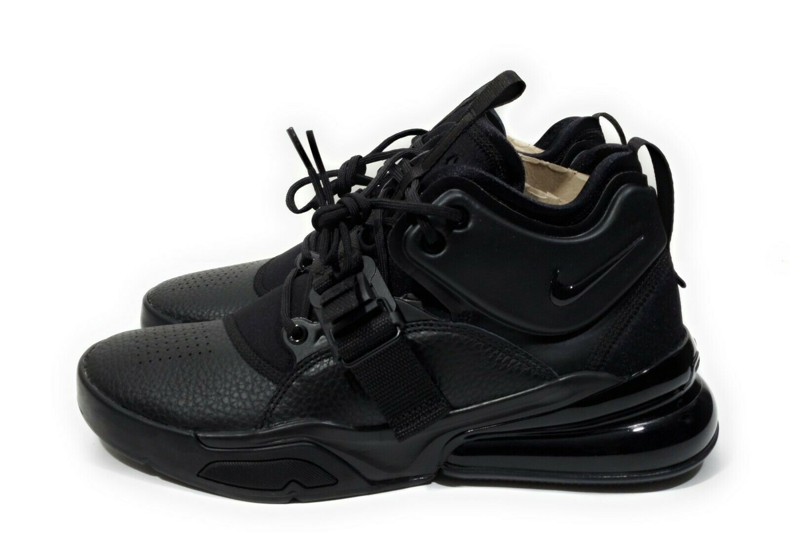 Nike Air Force 270 Mens shoes Black Size 9