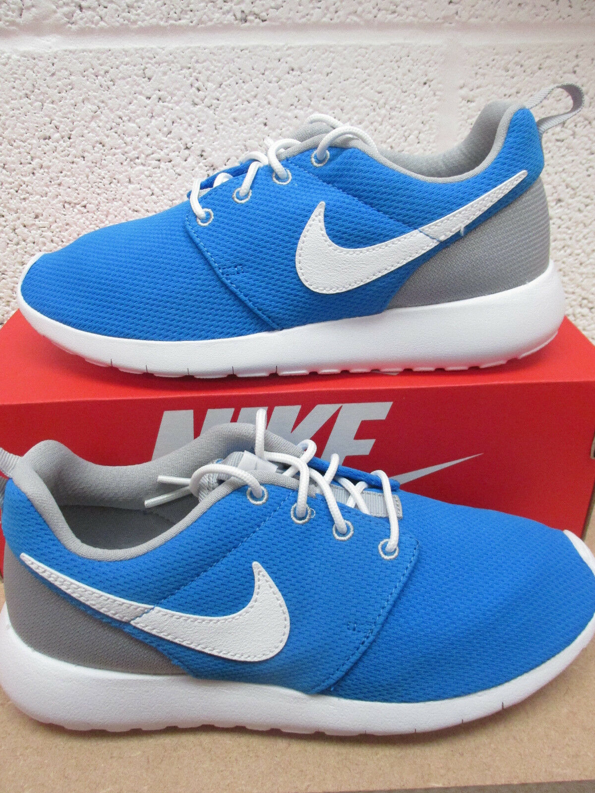 nike rosherun (GS) trainers 599728 412 sneakers shoes