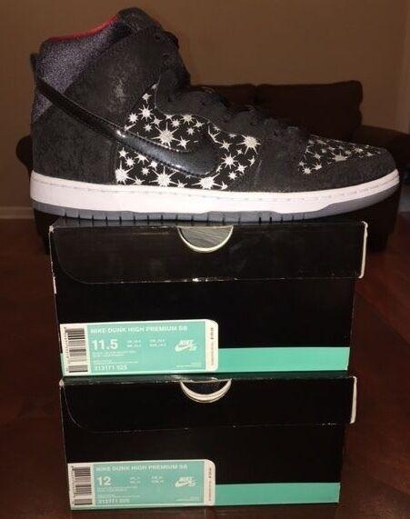 Nike Dunk High Premium SB Paparazzi Pro Brooklyn Projects 11.5 12 Valiant 1 2 3 Cheap women's shoes women's shoes