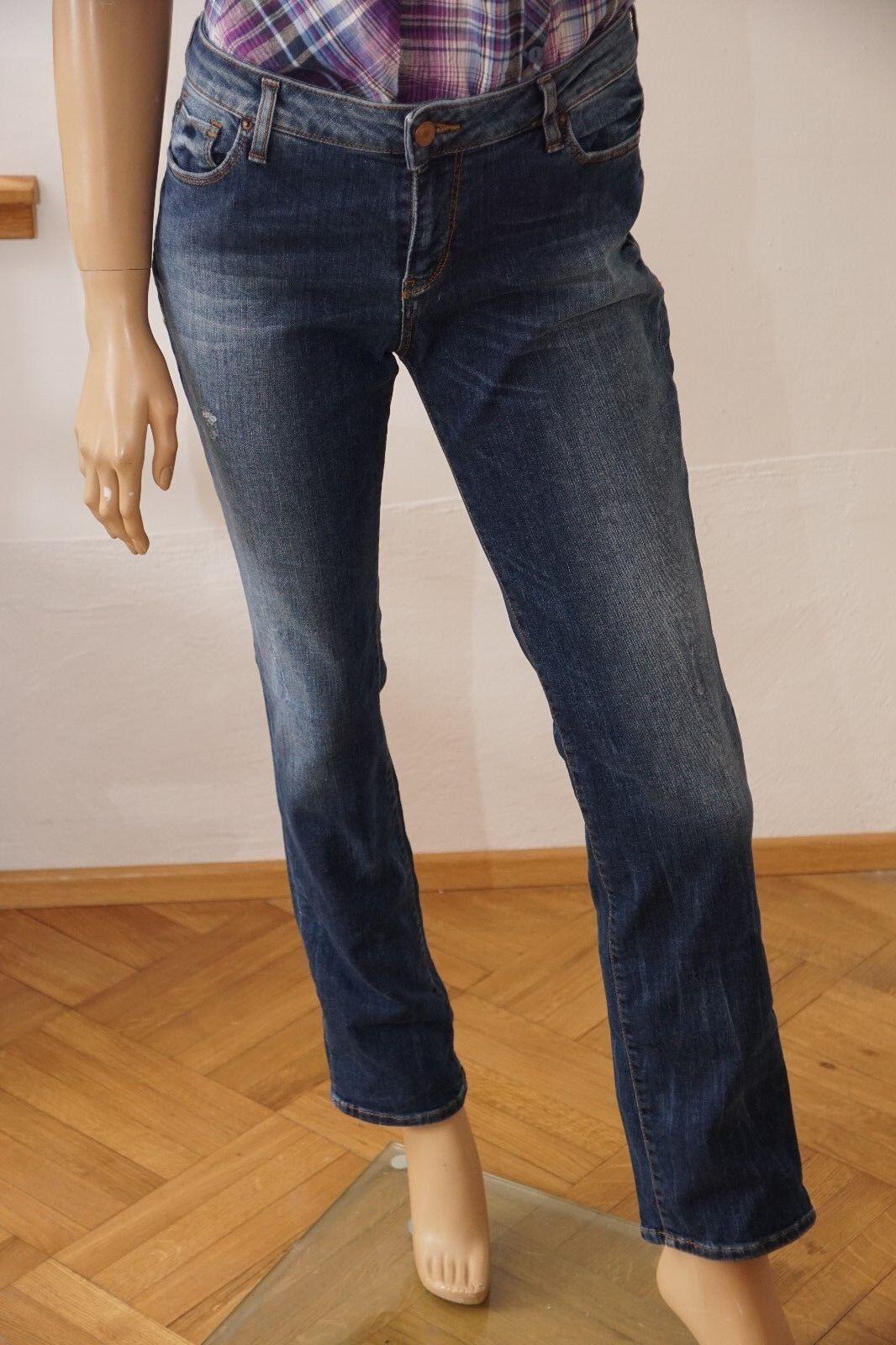 ESPRIT Jeans Jeanshose Damen blau Größe 40 (1801D-BR-OH3 ) ) ) | Große Ausverkauf  7755bf
