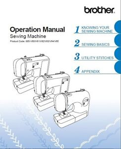 brother star 300 sewing machine manual
