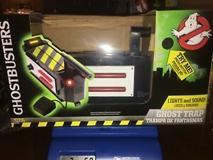Ghostbusters 2020 Ghost Trap with Lights /& Sound Motion Toy Walmart Exclusive