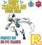 6IV-SHINY-ZERAORA-ITEM-for-Pokemon-SWORD-amp-SHIELD-Legit-amp-Perfect miniatura 1
