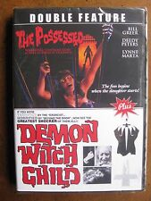 THE POSSESSED & DEMON WITCH CHILD - CODE RED - BRAND NEW, FACTORY SEALED!!!