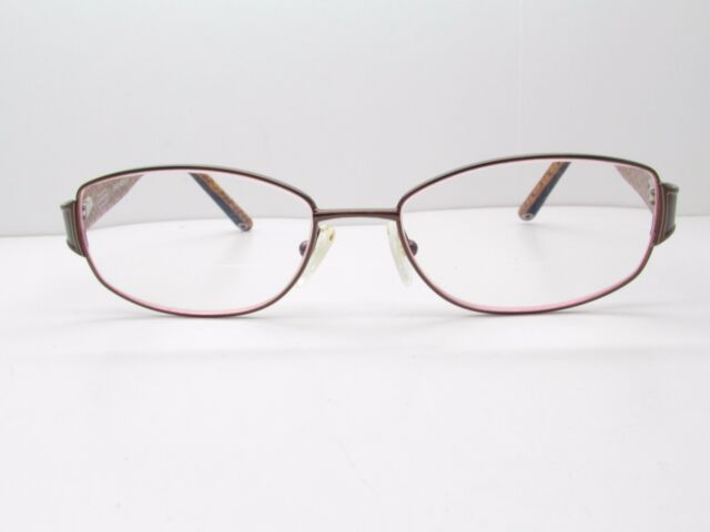 1a097aac36b7 Coach Constance 222 Womens Tan RX Glasses DESIGNER Eyeglasses Frames ...