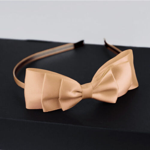 Beautiful Bowknot Ribbon Hair Accessory Headband Bow Head Band Clip Womens