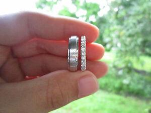 .36 Carat Diamond White Gold Wedding Rings 14K codeWR66 (MTO) sepvergara