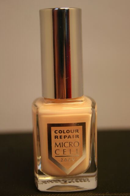 Micro-Cell 2000 Colour Repair Nagellack  JUST NUDE 11 ml mit 6-FACH WIRKUNG